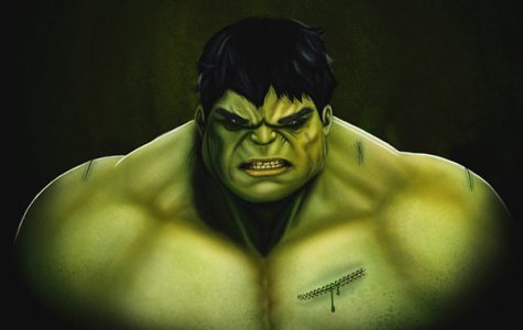 Mr. Clemmons is the hulk