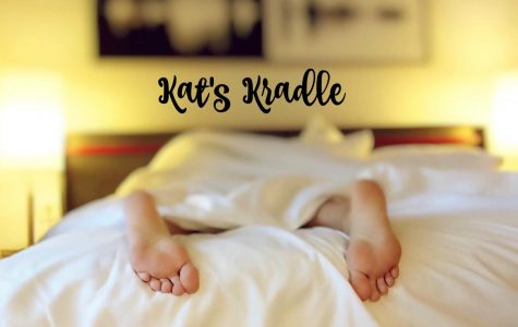Kat's Cradle: YOU NEED SLEEP
