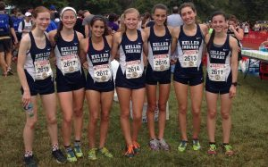 Girls' Cross Country Take State Again