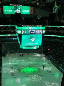 Dallas Stars Game January 30