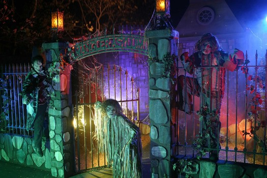 7 Haunted Houses in the Dallas Area