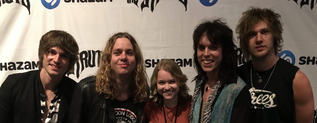 Remember The Name: The Struts