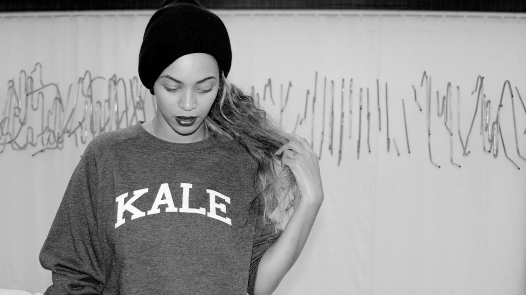 Are you Beyonce Kale or more into Jake Sparrow Turkey?