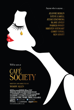 Film Review: Cafe Society