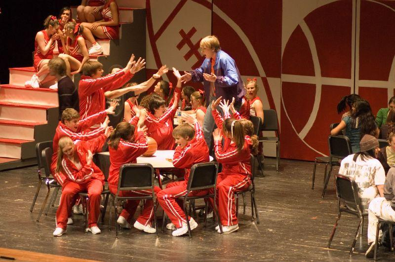 A High School Musical Experience