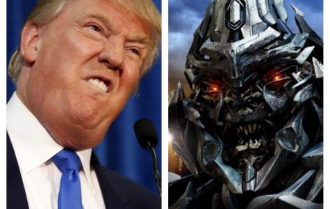 Who said it: Trump or Megatron?