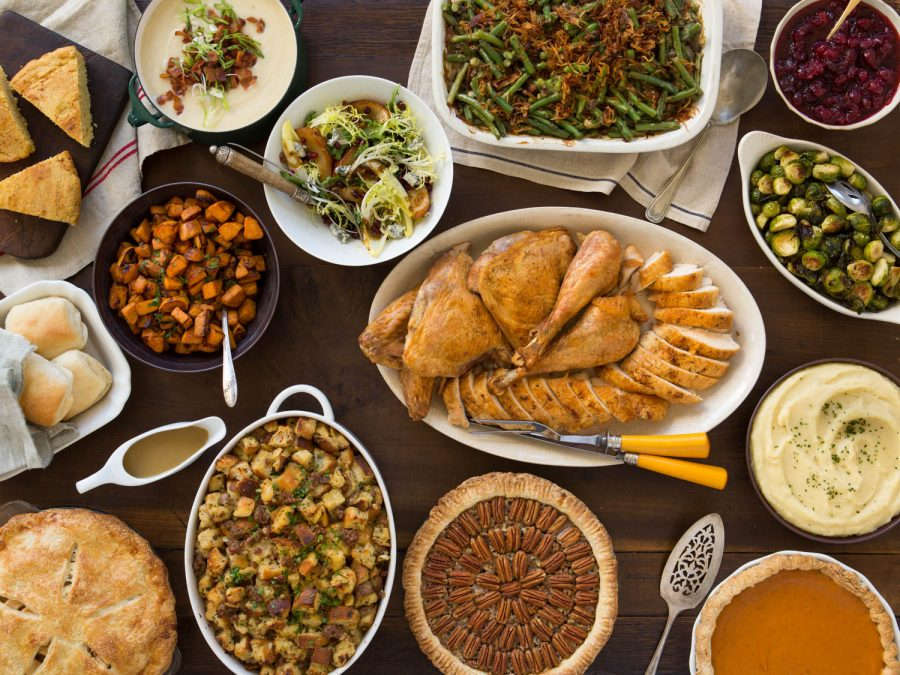 Thanksgiving Foods