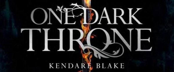 Book Review: One Dark Throne by Kendare Blake