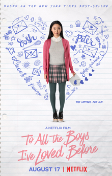 Movie Review: Falling in love with 'To All The Boys I've Loved Before'
