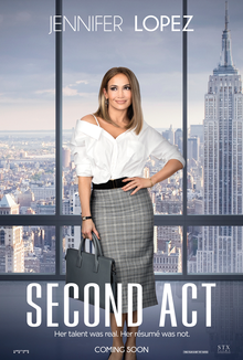Movie Review: Second Act
