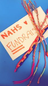 NAHS Friendship Bracelet Fundraiser
