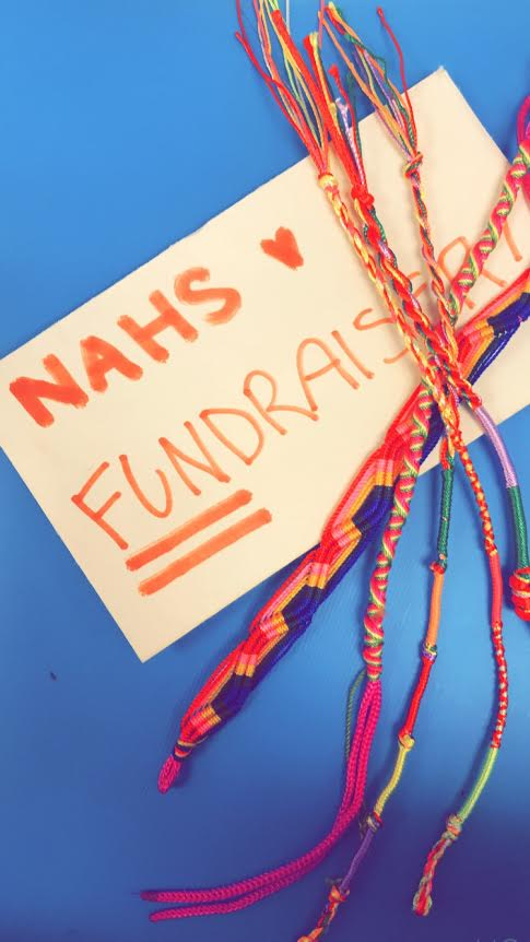 Treat your valentine with a friendship bracelet from NAHS.