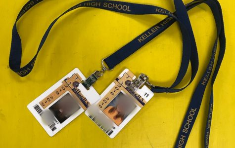 ID badges are a hard thing to get used to, but necessary for safety.