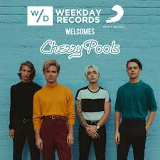 Cherry Pools recently signed with Weekday Records & Sony Music Entertainment.