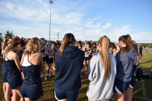 Cross Country Districts