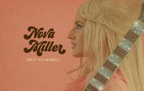 "Nova Miller releases thrift shop pop bop ""I Do It to Myself"" in US"